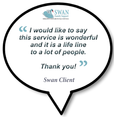 Second Testimonial for the Swan Family Support and Drug Rehabilitation centre